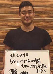 藤田 豊さん